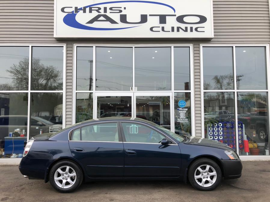 Used 2006 Nissan Altima in Plainville, Connecticut | Chris's Auto Clinic. Plainville, Connecticut