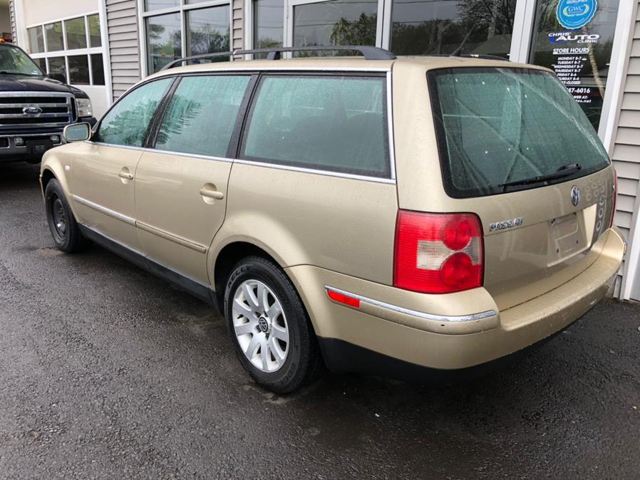 Used Volkswagen Passat 4dr Wgn GLS V6 Auto 2002   Chris's Auto Clinic. Plainville, Connecticut