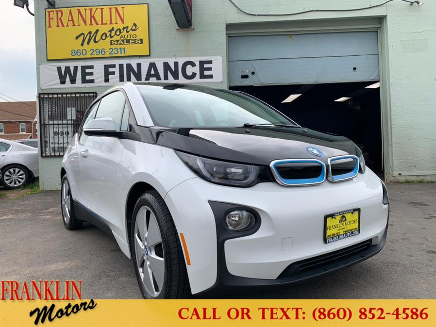 Used 2014 BMW i3 in Hartford, Connecticut | Franklin Motors Auto Sales LLC. Hartford, Connecticut