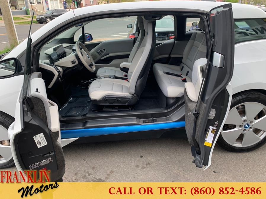 Used BMW i3 4dr HB 2014   Franklin Motors Auto Sales LLC. Hartford, Connecticut