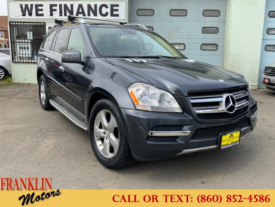 Used 2012 Mercedes-Benz GL-Class in Hartford, Connecticut | Franklin Motors Auto Sales LLC. Hartford, Connecticut
