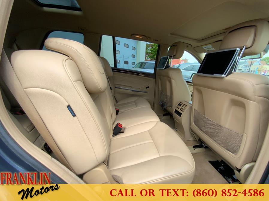 Used Mercedes-Benz GL-Class 4MATIC 4dr GL 450 2012 | Franklin Motors Auto Sales LLC. Hartford, Connecticut