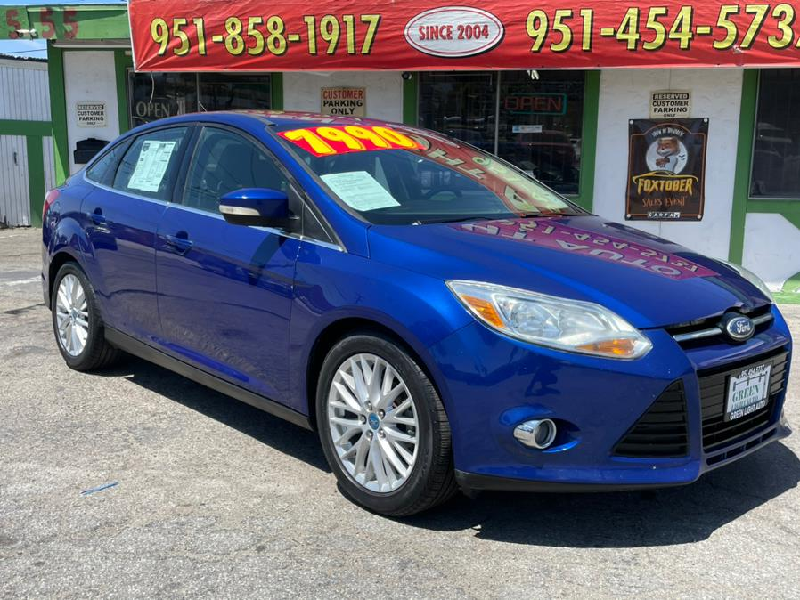 Used 2012 Ford Focus in Corona, California | Green Light Auto. Corona, California