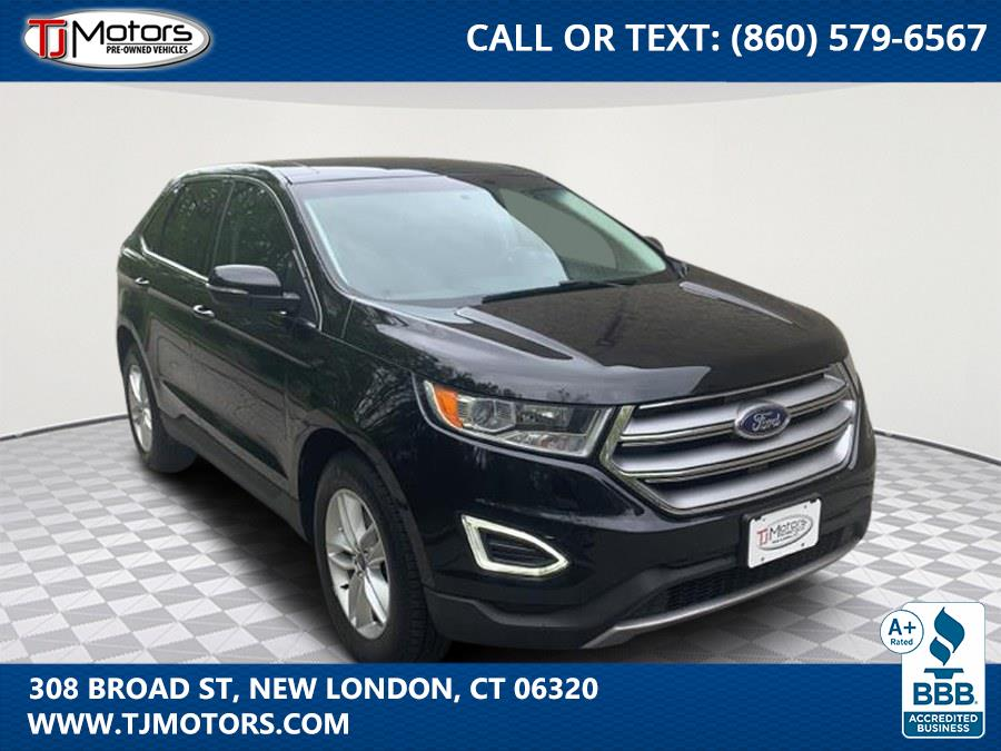 Used 2016 Ford Edge in New London, Connecticut | TJ Motors. New London, Connecticut