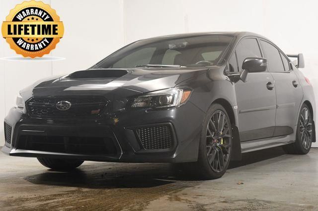 2018 Subaru WRX STI Limited photo