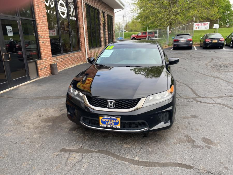 Used 2013 Honda Accord Cpe in Middletown, Connecticut | Newfield Auto Sales. Middletown, Connecticut
