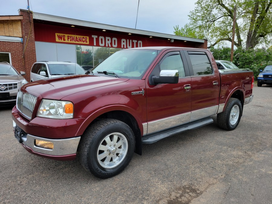 """Used Lincoln Mark LT 4WD Supercrew 139"""" Leather LOADED 2006 