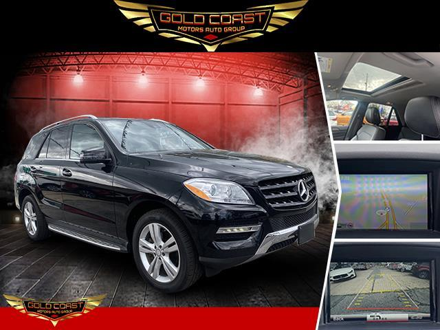 Used Mercedes-Benz M-Class 4MATIC 4dr ML 350 2015   Sunrise Auto Outlet. Amityville, New York