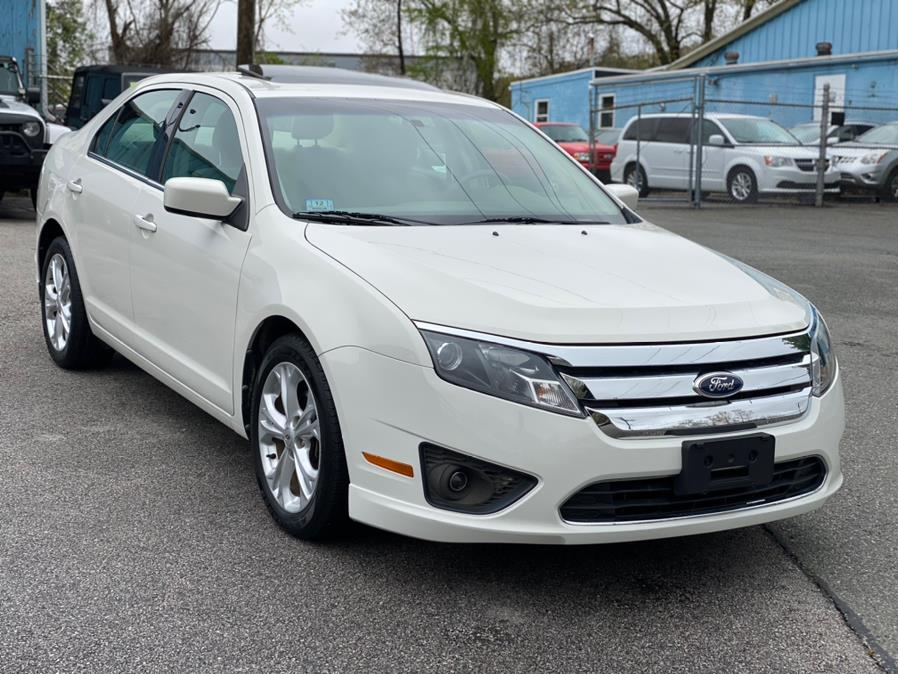 Used Ford Fusion 4dr Sdn SE FWD 2012 | New Beginning Auto Service Inc . Ashland , Massachusetts