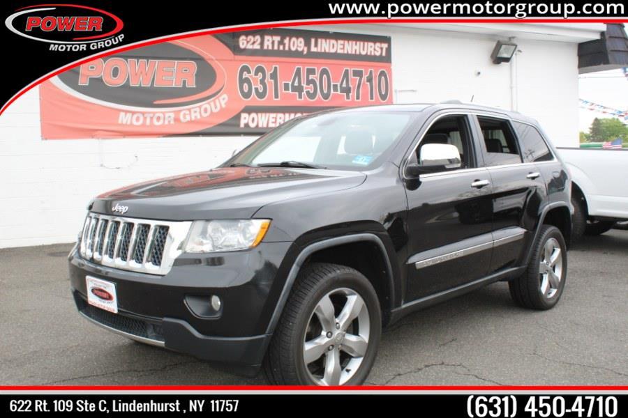 Used 2011 Jeep Grand Cherokee in Lindenhurst , New York   Power Motor Group. Lindenhurst , New York