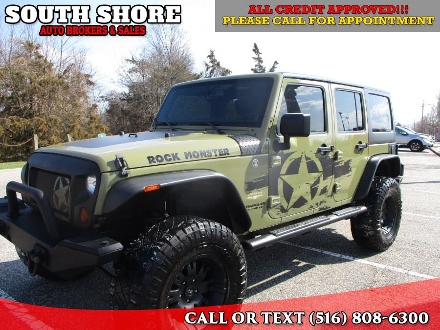 Used 2013 Jeep Wrangler Unlimited in Massapequa, New York | South Shore Auto Brokers & Sales. Massapequa, New York