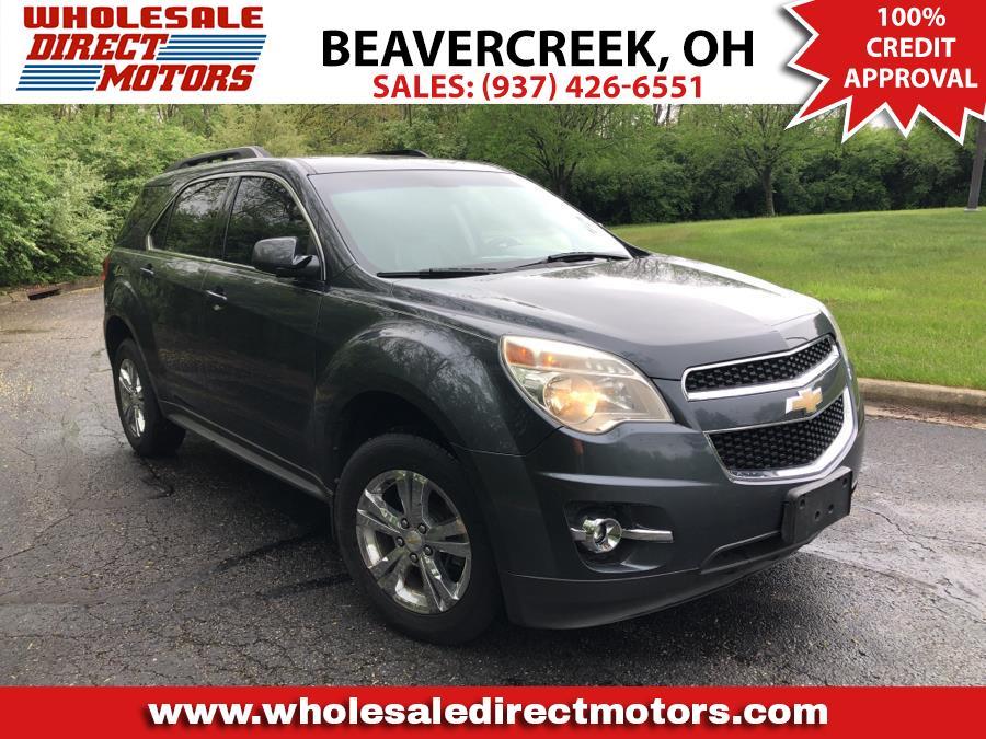 Used Chevrolet Equinox FWD 4dr LT w/2LT 2011 | Wholesale Direct Motors. Beavercreek, Ohio