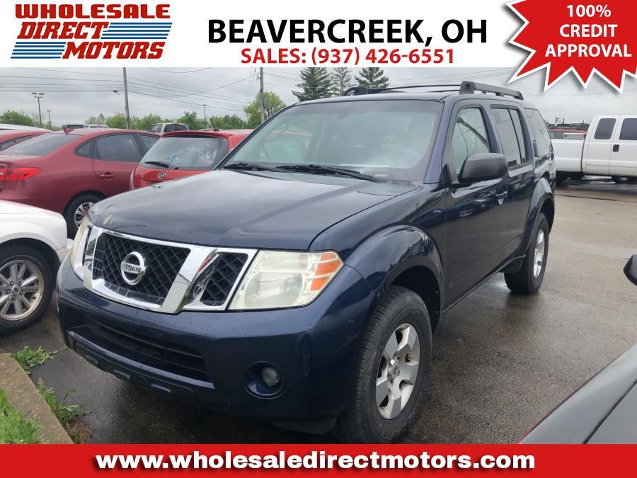 Used 2008 Nissan Pathfinder in Beavercreek, Ohio | Wholesale Direct Motors. Beavercreek, Ohio
