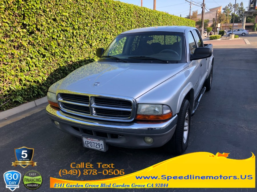 Used 2002 Dodge Dakota in Garden Grove, California | Speedline Motors. Garden Grove, California