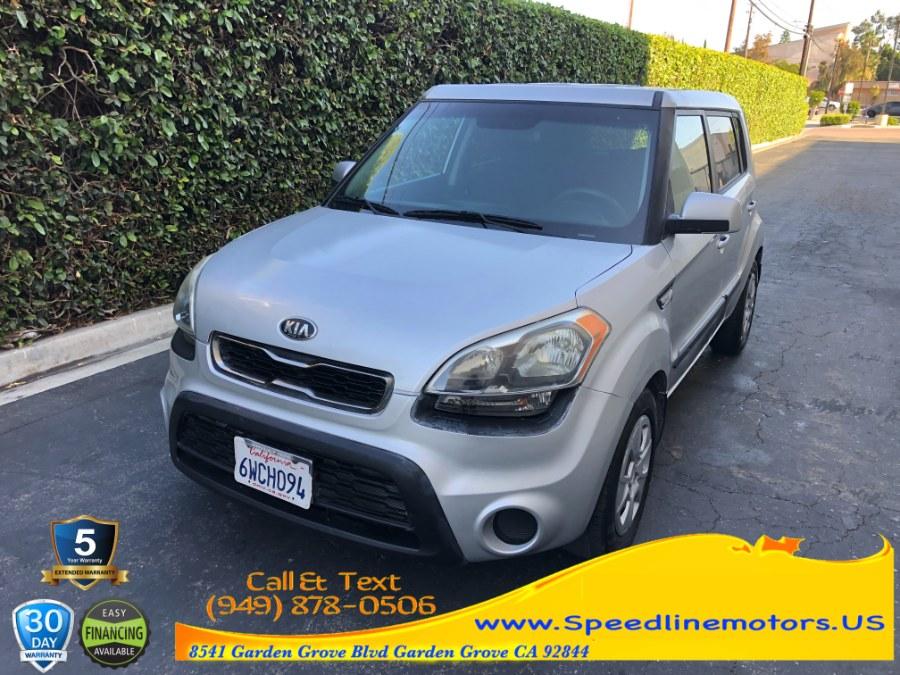 Used 2013 Kia Soul in Garden Grove, California | Speedline Motors. Garden Grove, California
