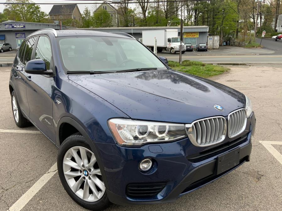 Used BMW X3 AWD 4dr xDrive28d 2015 | Capital Lease and Finance. Brockton, Massachusetts