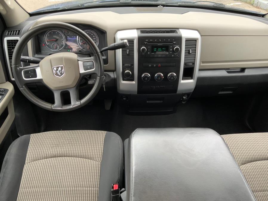 "Used Dodge Ram 1500 4WD Quad Cab 140.5"" SLT 2010 | Capital Lease and Finance. Brockton, Massachusetts"
