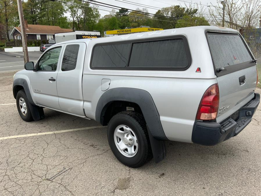 Used Toyota Tacoma 4WD Access V6 AT 2007 | Capital Lease and Finance. Brockton, Massachusetts