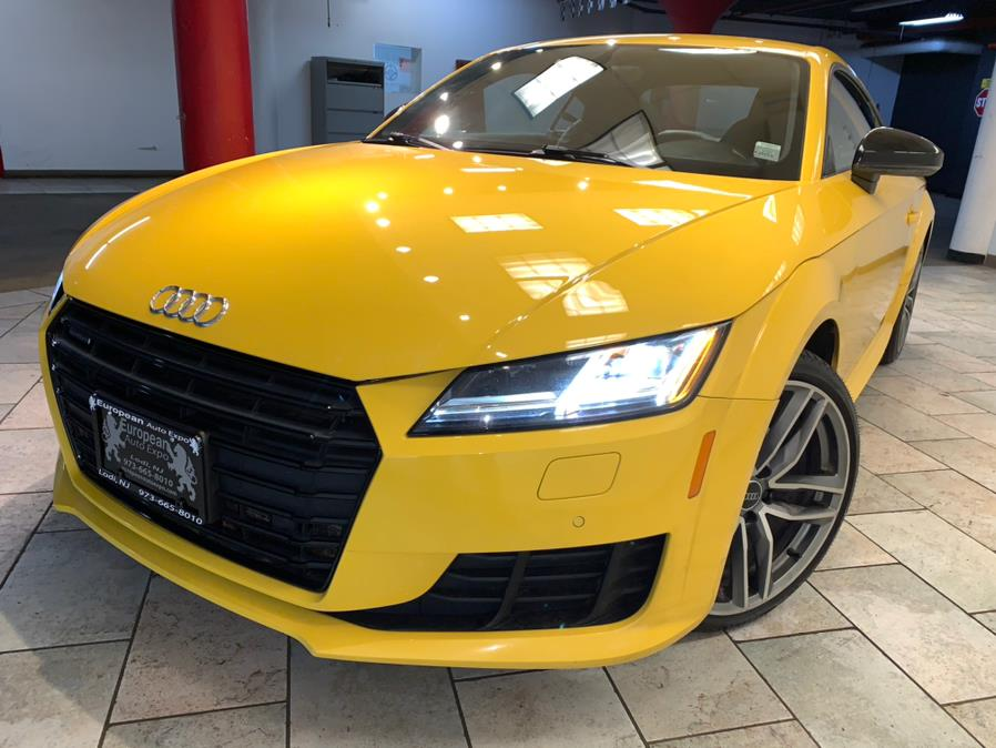 Used Audi TT Coupe 2.0 TFSI 2017 | European Auto Expo. Lodi, New Jersey