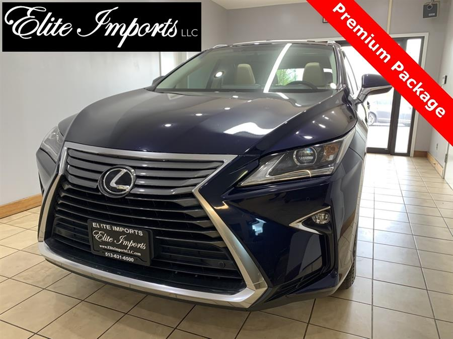 Used Lexus Rx 350 2016 | Elite Imports LLC. West Chester, Ohio