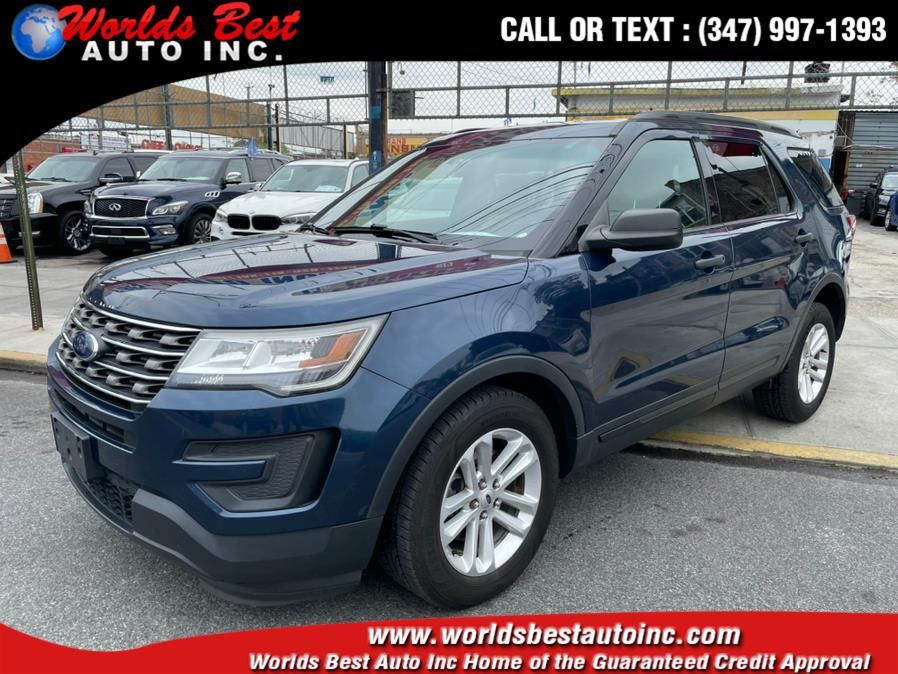 Used 2017 Ford Explorer in Brooklyn, New York