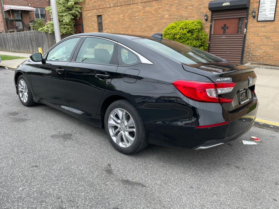 2018 Honda Accord Sedan LX 1.5T CVT, available for sale in Brooklyn, NY