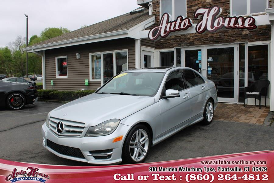 Used 2013 Mercedes-Benz C-Class in Plantsville, Connecticut | Auto House of Luxury. Plantsville, Connecticut