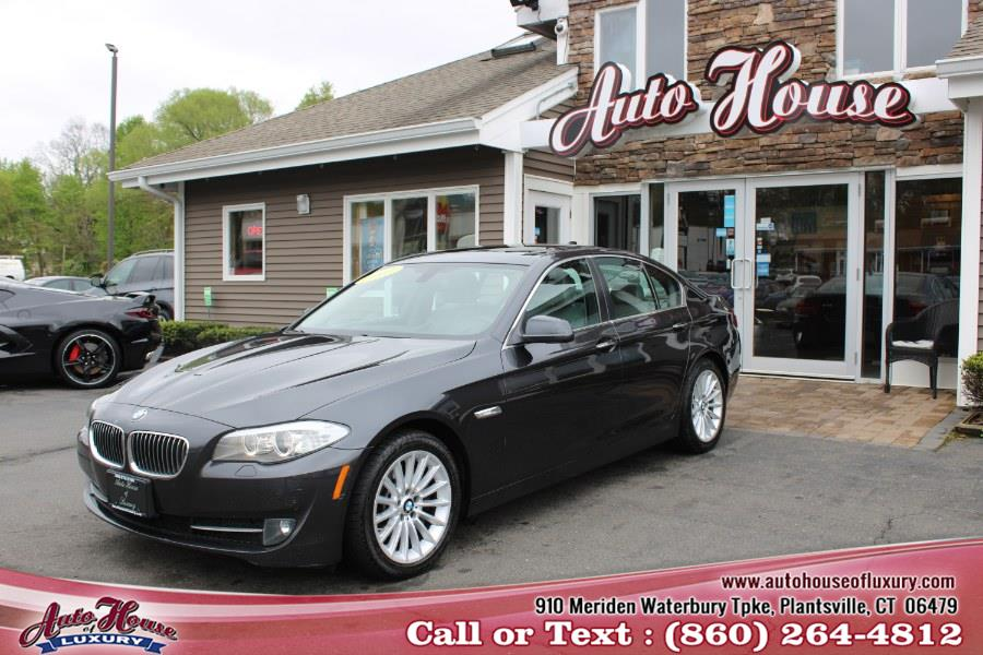 Used 2013 BMW 5 Series in Plantsville, Connecticut | Auto House of Luxury. Plantsville, Connecticut