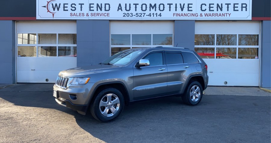 Used 2012 Jeep Grand Cherokee in Waterbury, Connecticut | West End Automotive Center. Waterbury, Connecticut