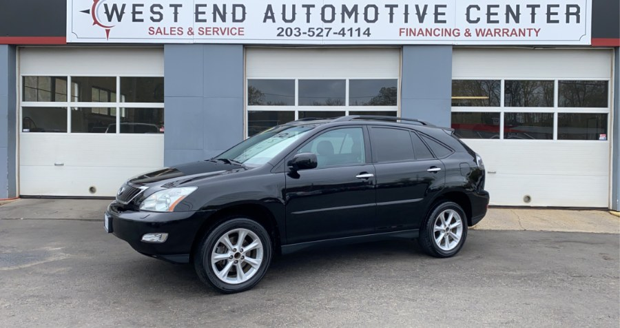 Used 2009 Lexus RX 350 in Waterbury, Connecticut | West End Automotive Center. Waterbury, Connecticut