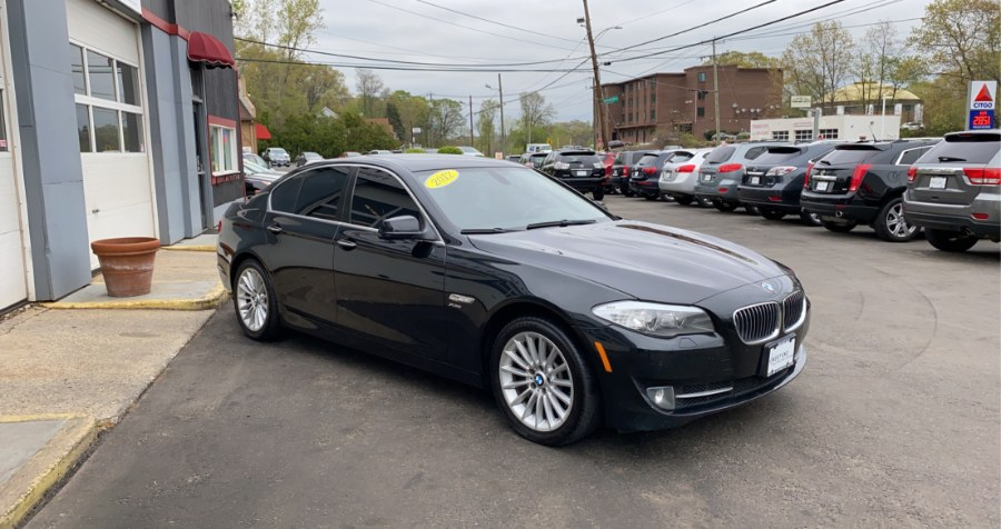 Used BMW 5 Series 535i xDrive AWD 2012 | West End Automotive Center. Waterbury, Connecticut