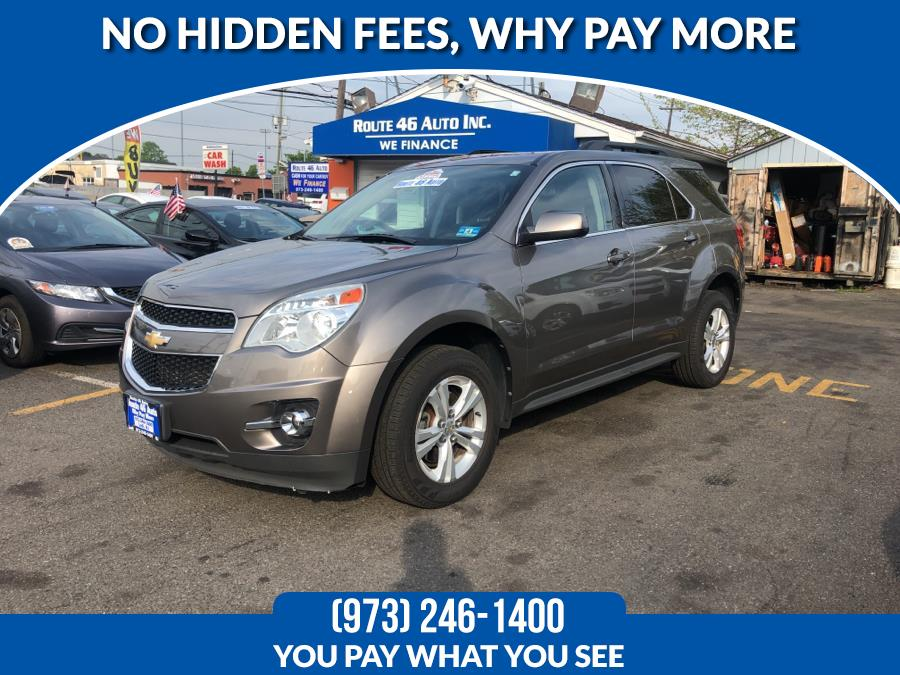 Used Chevrolet Equinox AWD 4dr LT w/2LT 2011 | Route 46 Auto Sales Inc. Lodi, New Jersey