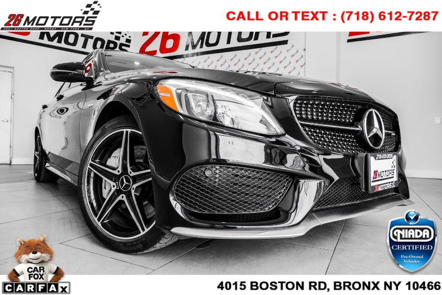 Used 2018 Mercedes-Benz C-Class in Woodside, New York | 52Motors Corp. Woodside, New York