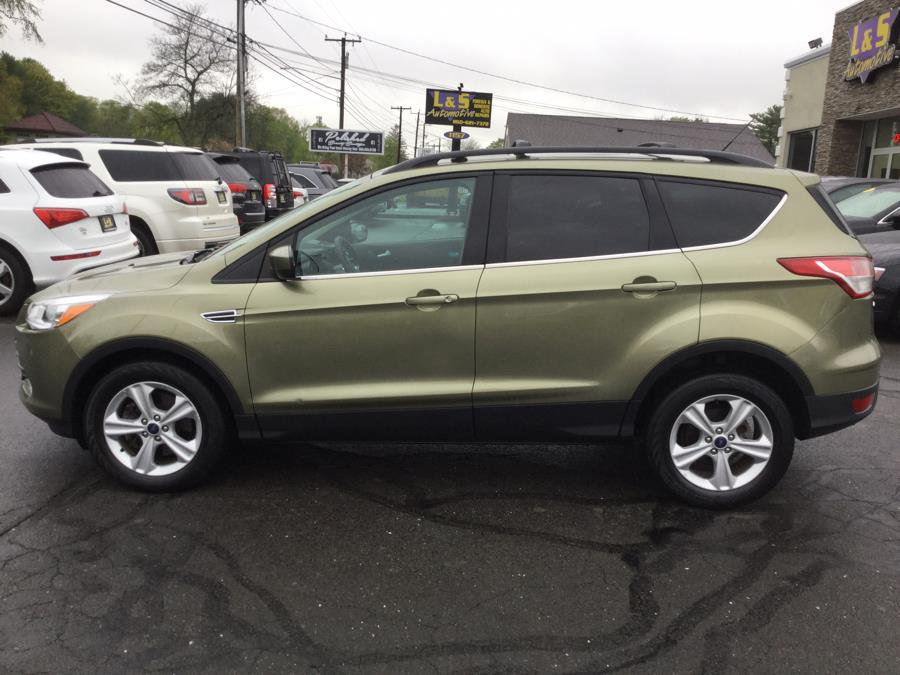 Used Ford Escape 4WD 4dr SE 2014 | L&S Automotive LLC. Plantsville, Connecticut