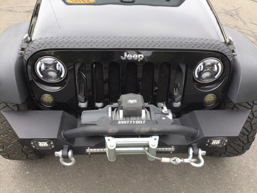 Used Jeep Wrangler 4WD 2dr Sport 2013   L&S Automotive LLC. Plantsville, Connecticut