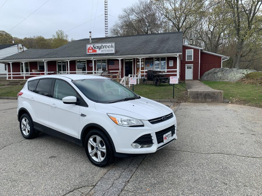 Used 2015 Ford Escape in Old Saybrook, Connecticut | Saybrook Auto Barn. Old Saybrook, Connecticut