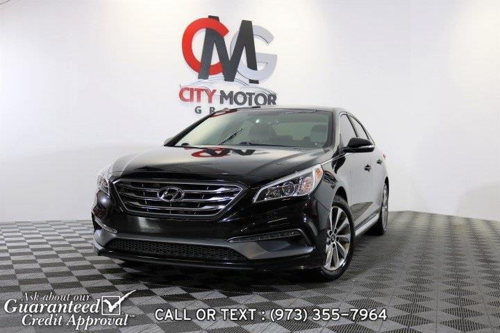 Used 2016 Hyundai Sonata in Haskell, New Jersey | City Motor Group Inc.. Haskell, New Jersey