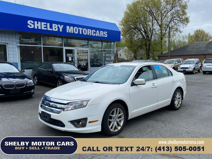 Used 2012 Ford Fusion in Springfield, Massachusetts | Shelby Motor Cars . Springfield, Massachusetts