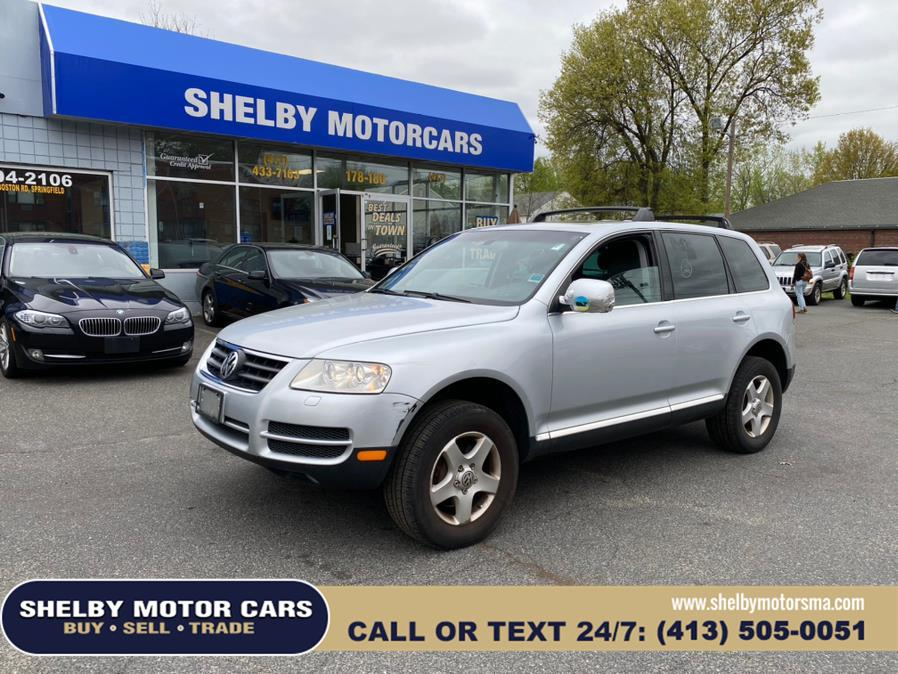 Used 2004 Volkswagen Touareg in Springfield, Massachusetts | Shelby Motor Cars . Springfield, Massachusetts