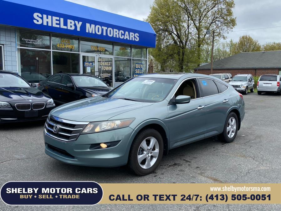 Used 2010 Honda Accord Crosstour in Springfield, Massachusetts | Shelby Motor Cars . Springfield, Massachusetts
