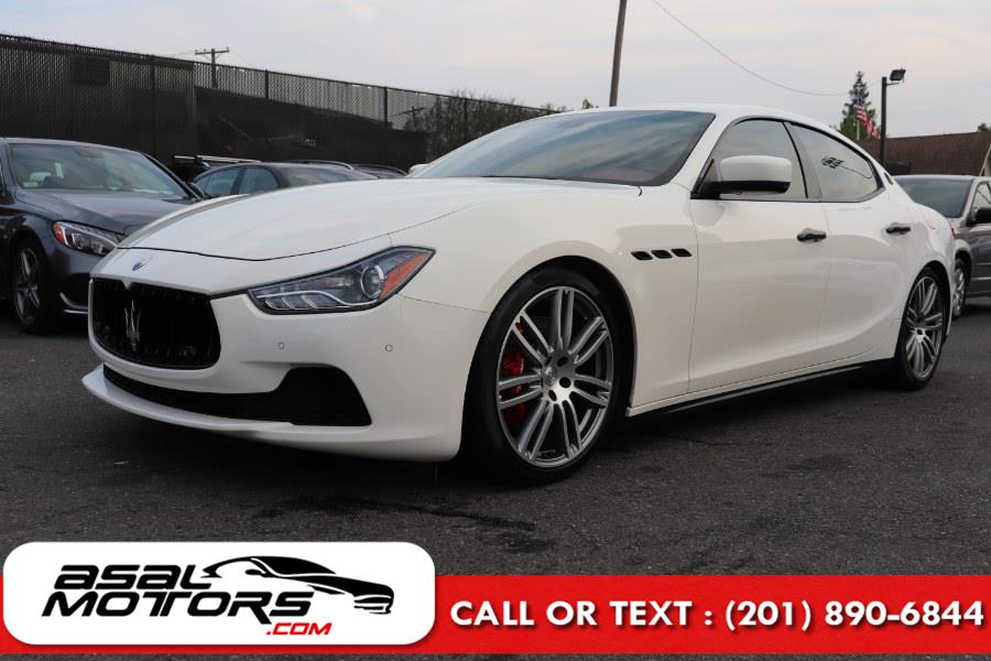 Used Maserati Ghibli 4dr Sdn S Q4 2015   Asal Motors. East Rutherford, New Jersey