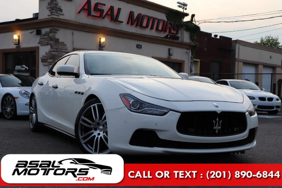 Used Maserati Ghibli 4dr Sdn S Q4 2015 | Asal Motors. East Rutherford, New Jersey