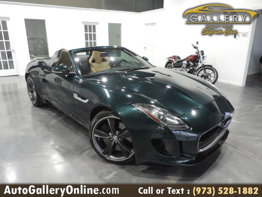 Used 2014 Jaguar F-TYPE in Lodi, New Jersey | Auto Gallery. Lodi, New Jersey