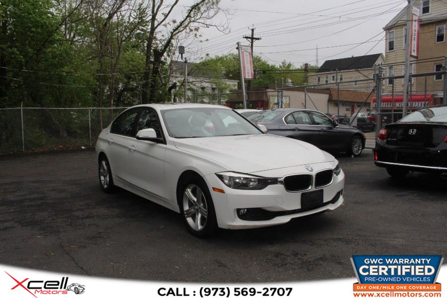 Used 2013 BMW 3 Series xDrive AWD SULEV in Paterson, New Jersey | Xcell Motors LLC. Paterson, New Jersey