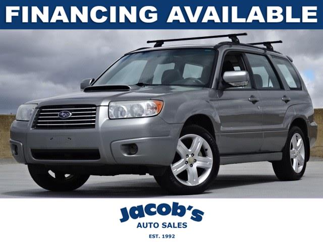 Used Subaru Forester AWD 4dr H4 Turbo AT Sports XT 2007 | Jacob Auto Sales. Newton, Massachusetts