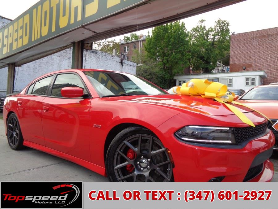 Used Dodge Charger R/T Scat Pack 2016 | Top Speed Motors LLC. Jamaica, New York