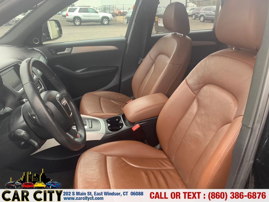 Used Audi Q5 quattro 4dr 3.2L Premium Plus 2011 | Car City LLC. East Windsor, Connecticut