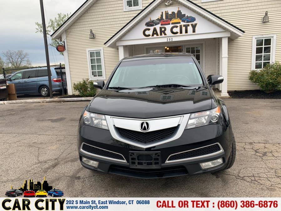 Used Acura MDX AWD 4dr Tech Pkg 2013 | Car City LLC. East Windsor, Connecticut