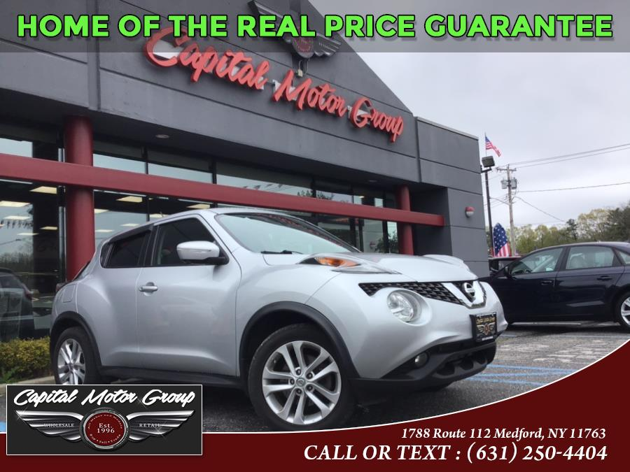 Used 2016 Nissan JUKE in Medford, New York | Capital Motor Group Inc. Medford, New York