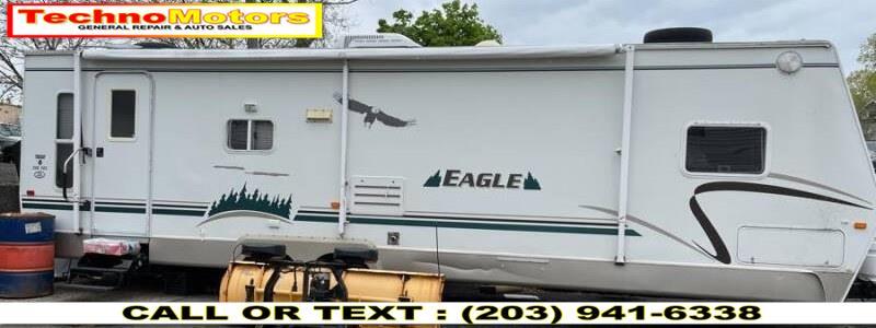 Used 2004 Jayco Eagle Camper in Danbury , Connecticut   Techno Motors . Danbury , Connecticut